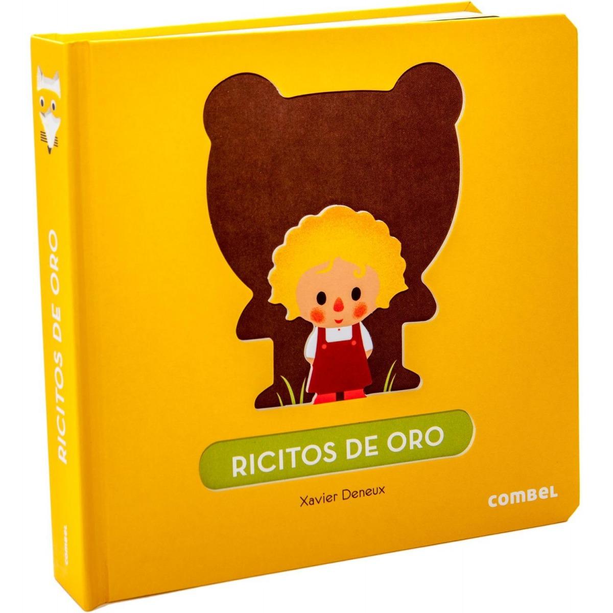 RICITOS DE ORO, VARIOS IDIOMAS