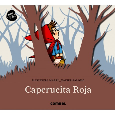CAPERUCITA ROJA POP UP, VARIOS IDIOMAS