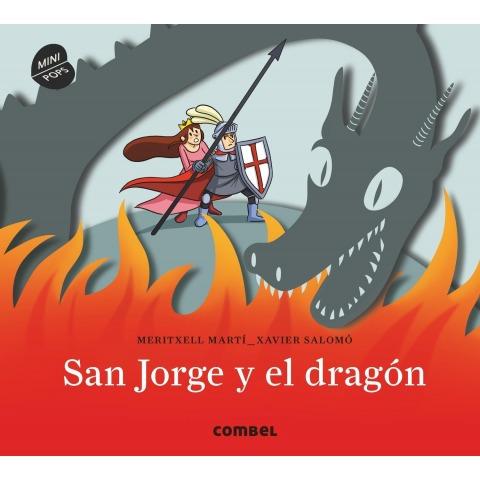 SAN JORGE Y EL DRAGÓN POP UP, VARIOS IDIOMAS