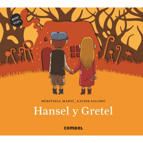 HANSEL Y GRETEL POP UP, VARIOS IDIOMAS