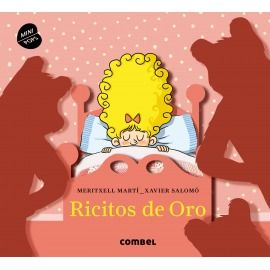 RICITOS DE ORO POP UP, VARIOS IDIOMAS