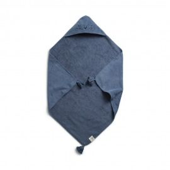 TOALLA CON CAPUCHA TENDER BLUE