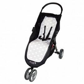 COLCHONETA CARRITO PARA BABYJOGGER CITY MINI MR WONDERFUL