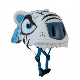 CASCO TIGRE BLANCO