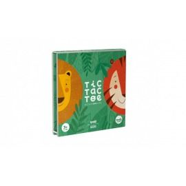 3 EN RAYA LION & TIGER TIC TAC TOE