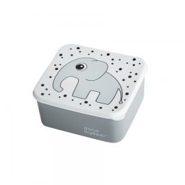 LUNCH BOX ELEFANTE GRIS