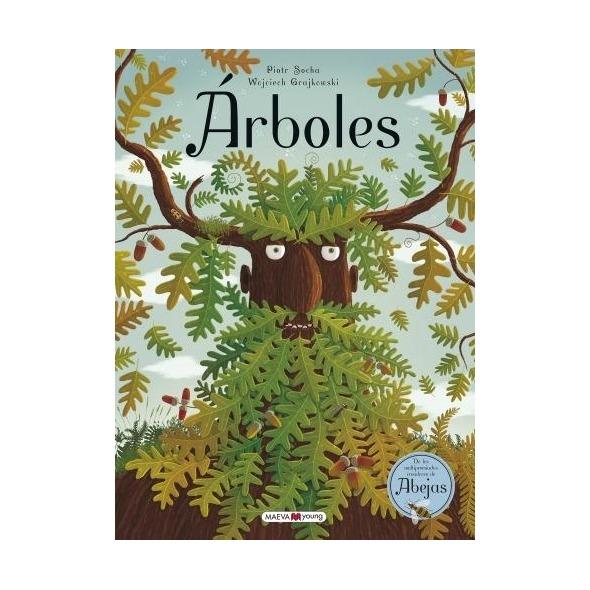 ARBOLES, VARIOS IDIOMAS.