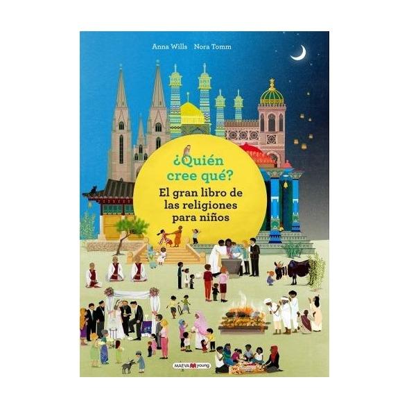 EL GRAN LIBRO DE LAS RELIGIONES PARA NIÑOS, VARIOS IDIOMAS