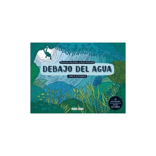 DEBAJO DEL AGUA, LIBRO DE ACTIVIDADES