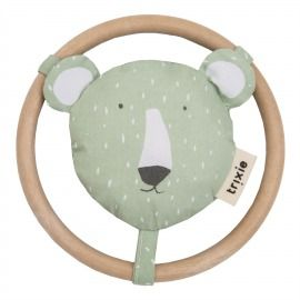 SONAJERO TEXTURAS MR POLAR BEAR MINT