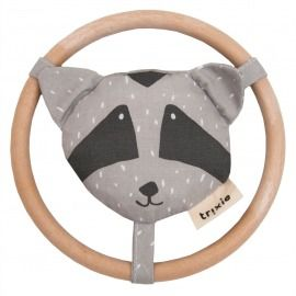 SONAJERO TEXTURAS MR RACCOON GRIS