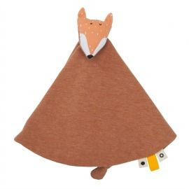 DOUDOU ZORRO MR FOX NARANJA